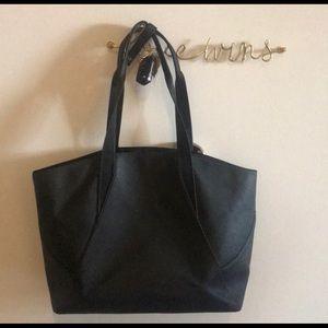 Lululemon Black Gym Yoga Tote Bag